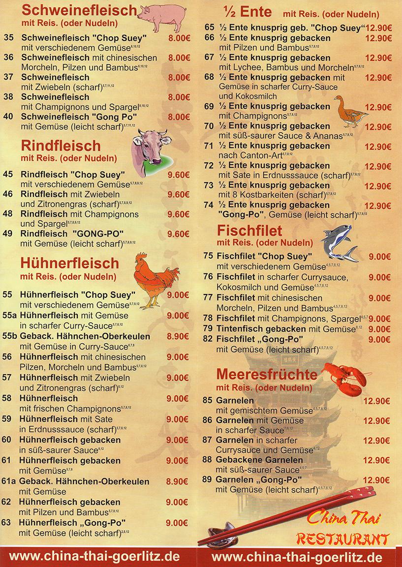 Thai Thai Restaurant Iom